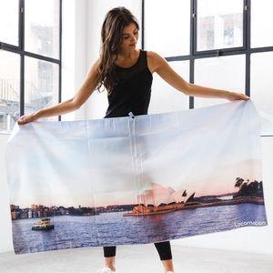 Opera Design- gym and beach towels